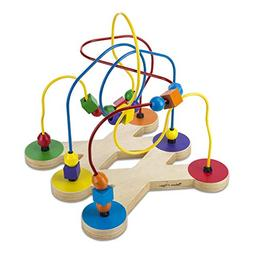Melissa & Doug Toys - Classic Toy Bead Maze