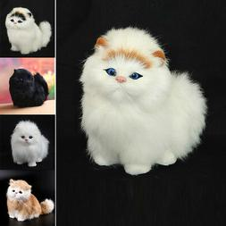 Toys For Boys & Girls Electronic Plush Cats Cute 3 4 5 6 7 8