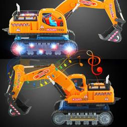 Toys For Boys Kids Children Truck Excavator for 3 4 5 6 7 8