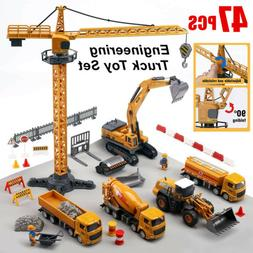 Toys for Boys Truck Toy Kids Alloy Construction Engineering