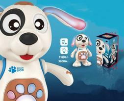 Toys for Girls Age 3 4 5 6 7 8 Year Old Kids Dancing Dog Cut