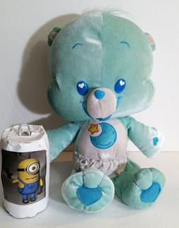 TOYS-PLUSH ANIMALS - Care Bears  / Blue Baby Tugs Bear Plush