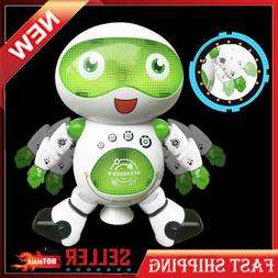 Toys Robot for Kids Dance Lights w/ Music Baby Toy Birthday