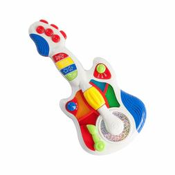 Toys Rockin' Light Up Guitar Baby Toys & Gifts For Baby Girl
