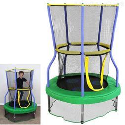 Skywalker Trampolines Mini Bouncer with Enclosure Net – Ki