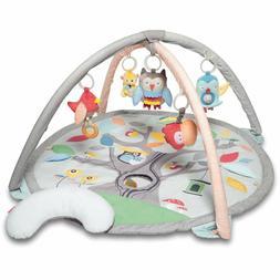 Skip Hop Baby Treetop Friends Activity Gym/Playmat, Grey Pas