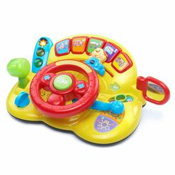 VTech Turn and Learn Driver Baby Toddler Toy Game Interactiv