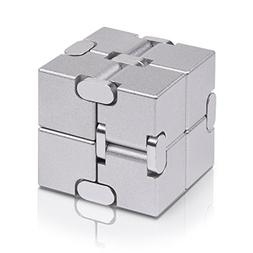 JOEYANK New Version Fidget Finger Toy - Infinity Cube,Fidget