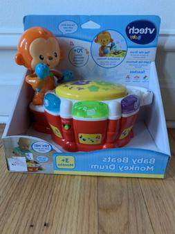 Vetch Baby & Toddler Toys Beats Monkey Drum Light Up Buttons