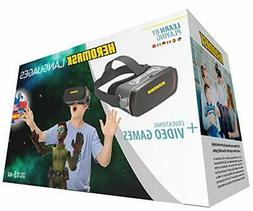virtual reality headset for children video games
