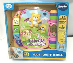 VTech Musical Rhymes Book Amazon Exclusive 6-36 Months Exclu