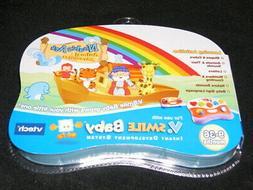Vtech VSmile BABY NOAHs ARK Animal Adventures Cartridge Smar