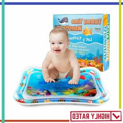 WATER PLAY MAT Tummy Time Infant Early Development Activity
