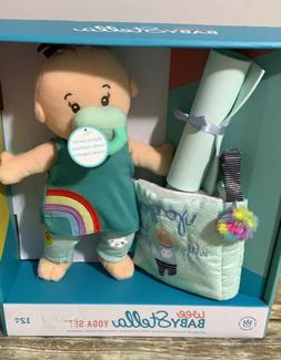"""Manhattan Toy Wee Baby Stella 12"""" Soft Baby Doll with Yoga S"""