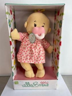 "Manhattan Toy Wee Baby Stella Peach 12"" Soft Baby Doll - Fas"
