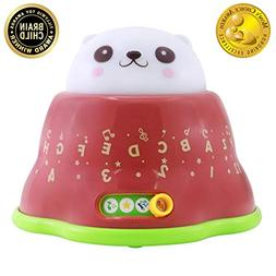 BEST LEARNING Whack & Learn Mole - Interactive Light-Up Baby