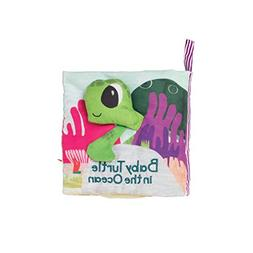 Manhattan Toy What's Outside Sea-Themed Soft Baby Activity B