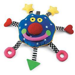 Manhattan Toy Whoozit Rattle and Squeaker Sound Developmenta