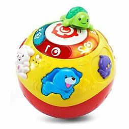 VTech Wiggle and Crawl Ball Baby toy Brand new