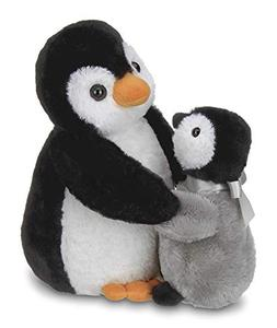 Bearington Wiggles and Wobbles Plush Stuffed Animal Penguin
