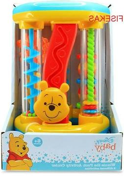 Winnie The Pooh Activity Center - Disney Baby - Learning Toy