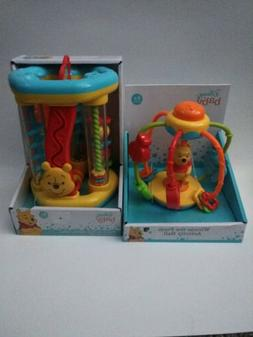 Winnie the Pooh Disney Baby Learning Activity Center & Activ