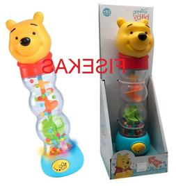 Disney Winnie The Pooh Rainmaker Toy Toddler Rattle Soothing