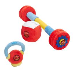 WOD Toys Baby Complete Plush Set with Rattle Toy for Newborn