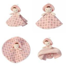 Aurora World Baby First Doll Breanna Blankie Plush Toy PINK