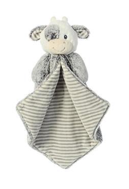 Aurora World Baby Plush Cuddler Luvster Blanket Coby Cow Toy