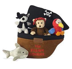Aurora World Baby Talk Carrier, My Pirate Ship Playset