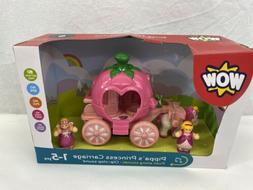 wow toys pippas carriage new