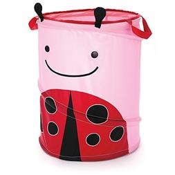 Skip Hop Zoo Pop-Up Hamper, Livie Ladybug